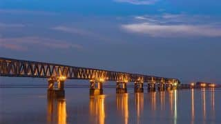 PM Modi to Inaugurate Bogibeel Bridge Today: Here's All You Need to Know About India's Longest Rail-Road Bridge
