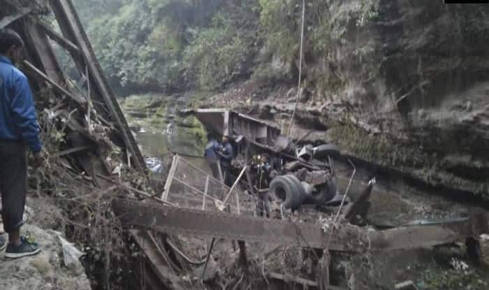 Dehradun: Bridge Collapses in Garhi Cantt Area; Two Dead, Five Injured