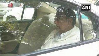 INX Media Case: ईडी ने पीएमएलए के तहत कांग्रेस नेता चिदंबरम से की पूछताछ