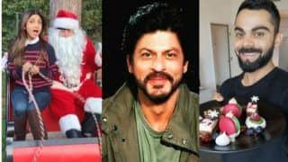 Merry Christmas 2018: Nick Jonas, Amitabh Bachchan, Shilpa Shetty, Shah Rukh Khan, Virat Kohli And Others Extend Their Wishes