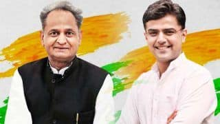Congress Picks Ashok Gehlot as The New Chief Minister of Rajasthan, Sachin Pilot Chosen as Deputy CM