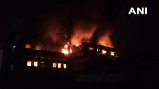 Major Fire Breaks Out at Pen Factory in Daman; no Casualty Reported