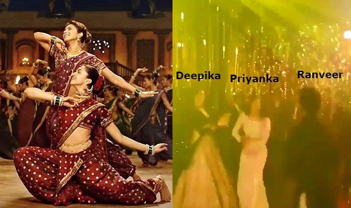Deepika Padukone, Priyanka Chopra, Ranveer Singh