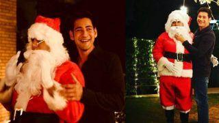 महेश बाबू ने सेलिब्रेट किया क्रिसमस, सैंटा क्लॉज के साथ शेयर की तस्वीर