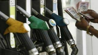 Fuel Price Hike: Diesel Costs Rs 66 Per Litre in Delhi, Rs 69.11 Per Litre in Mumbai; Petrol Rate Remains Unchanged