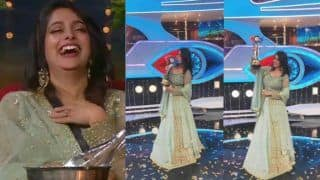 Dipika Kakar Wins Bigg Boss 12 Trophy, Defeats Sreesanth, Romil Chaudhary And Deepak Thakur in The Finale