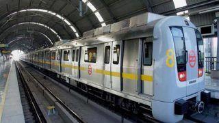 Delhi Metro Yellow Line Services Between Vishwavidyalaya And Central Secretariat Delayed: DMRC