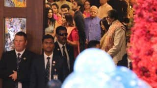 Isha Ambani-Anand Piramal Wedding: Hillary Clinton, Pranab Mukherjee And Bollywood Celebrities Arrive For The Wedding at Antilia, See Pics