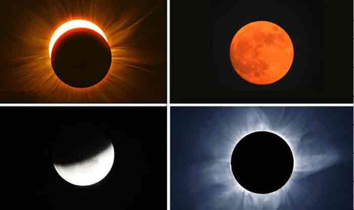 Grahan 2019: साल 2019 में लगने वाले हैं पांच ग्रहण, 3 सूर्य ग्रहण और 2 चंद्र, जानिये तारीखें