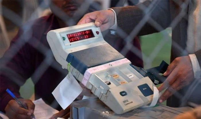 EVMs Being 'Tossed Like a Football', Cannot be Tampered With, Says CEC Sunil Arora