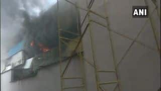 Mumbai: Fire Breaks Out in Building in Thane; no Casualties Reported