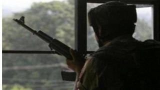 भारतीय सेना और पाकिस्तानी सैनिकों के बीच एलओसी पर भारी गोलीबारी