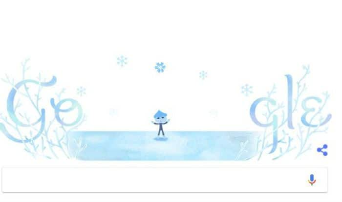 Winter Solstice 2018: Google Doodle Celebrates The First Day of Winter And The Longest Night of The Year