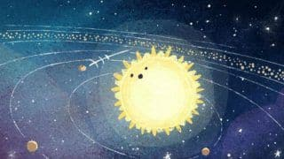 Geminid Meteor Shower 2018: Google Doodle Marks The Sky Light Show Through Slideshow, Best Time to See Meteor Shower