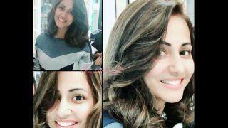 Hina Khan ने कंधे तक कटवाए बाल, Makeover के बाद की ये तस्वीरें जानलेवा हैं!