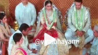 Isha Ambani Wedding: ईशा के कन्यादान के वक्त इमोशनल हुए नीता-मुकेश, इतना आसान नहीं होता बेटी को विदा करना, देखिए वीडियो