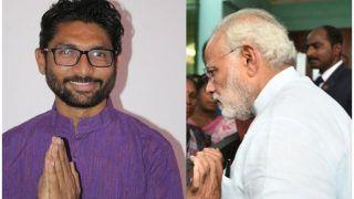 जिग्नेश मेवानी ने 'बुलेट ट्रेन परियोजना' को लेकर पीएम मोदी पर साधा निशाना