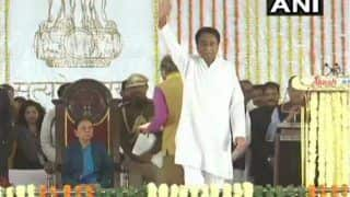 Madhya Pradesh Assembly Election 2018: Kamal Nath Sworn in as Chief Minister