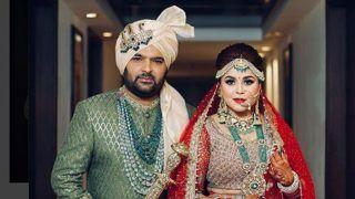 PHOTOS: सात जन्म के लिए गिन्नी चतरथ के साथ बंधे कपिल शर्मा, देखिए शादी की तस्वीरें