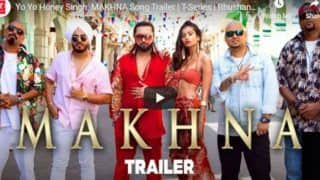 """Video: रिलीज हुआ हनी सिंह का कमबैक गाना """"मखना"""", जानिए कुछ रोचक बातें!"""
