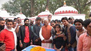 बिहार के पूर्व सीएम जीतन राम मांझी फिल्म में एक्टिंग करते हुए आएंगे नजर