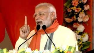 'Who's Feeding Demon of Corruption?': PM Modi Takes Jibe at Naveen Patnaik, Sounds Poll Buggle in Odisha