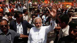 C-Voter का सर्वेः 2019 में एक बार फिर मोदी सरकार, लेकिन यूपी में होगा बड़ा 'खेल'