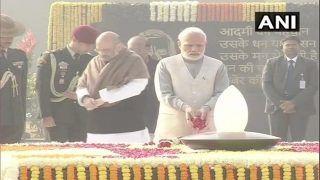 Prime Minister Narendra Modi Inaugurates Former PM Atal Bihari Vajpayee's Memorial