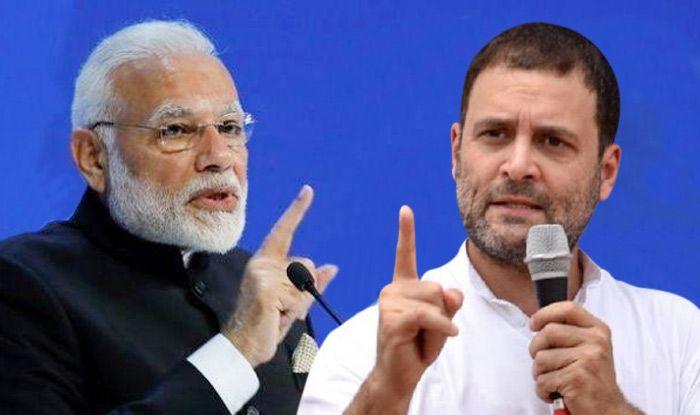 Nehru Gifted UNSC Seat to China: BJP Rebuts Rahul Gandhi on His 'Weak Modi' Remark Over Failed Bid to List Masood Azhar as Global Terrorist