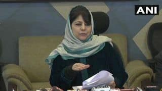 Mehbooba Mufti Appeals Terrorists to Not Carry Out Attacks During Ramadan