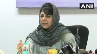 NIA Raids: Mehbooba Mufti Says It's Premature to Declare Suspects Terrorists on Basis of 'Sutli Bombs'