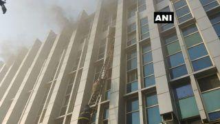 मुंबई के अस्पताल में भीषण आग: 8 लोगों की मौत, 10-10 लाख के मुआवजे की घोषणा