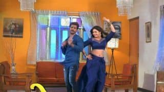 Bhojpuri Hot Couple Khesari Lal Yadav -Kajal Raghwani's Sexy Dance on Aahoo Eh Oriya From Naagdev Crosses Over 4.5 Million Views – Watch