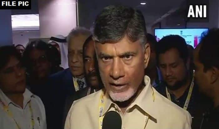 If You Try to Mess With me, You Will Be Finished, Chandrababu Naidu Threatens BJP Workers as They Block His Convoy