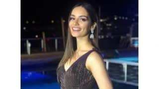 Manushi Chhillar Posts Pictures From Miss World 2018 Coronation Party And Looks Every Inch Gorgeous in Her Uptown Outfit