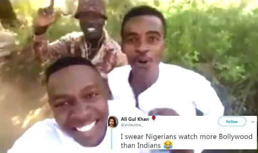 Nigerian Boys Croon Shah Rukh Khan's Kal Ho Na Ho Song And Fans Make it Viral, Tweet Gets More Than 10K Shares, Watch Video