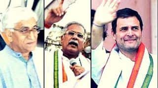 Assembly Elections 2018: Bhupesh Baghel, TS Singh Deo or Charan Das Mahant - Who Will be Chhattisgarh CM? Decision Likely Today