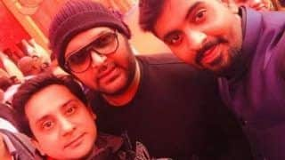 Kapil Sharma - Ginni Chatrath Wedding: Groom Gets Mobbed as he Makes His Entry in The Venue, Watch