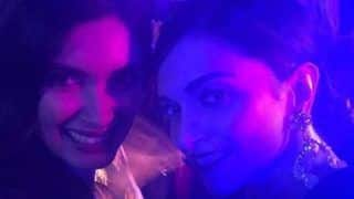 Deepika Padukone Reunites With Cocktail co-Star Diana Penty at Dinesh Vijan-Pramita Tanwar's Wedding Reception, See Picture