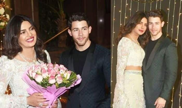 Priyanka-Nick Mumbai Reception