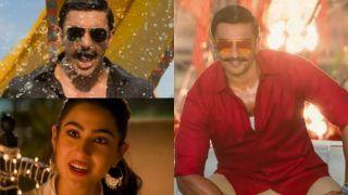 Simmba Trailer:रणवीर सिंह बनें करप्ट पुलिस अफसर, अजय देवगन ने मारी सिंघम की तरह दहाड़