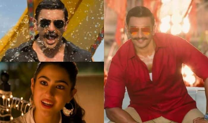 Simmba Trailer Out: Ranveer Singh Roars And Sara Ali Khan Shines in This Rohit Shetty's Film