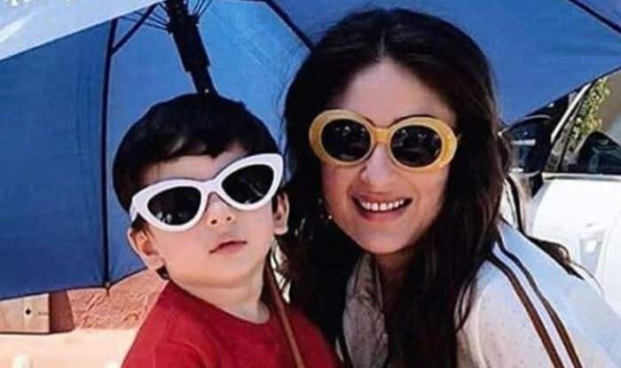 Taimur Ali Khan And Kareena Kapoor Khan Are All Things Cute in This Picture From Cape Town, Check