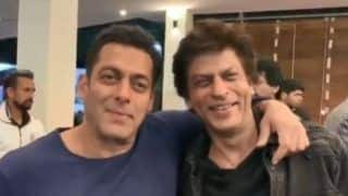 Shah Rukh Khan 'Misses' Salman Khan on Birthday, Thanks Latter For Heartwarming Wish in Viral Video