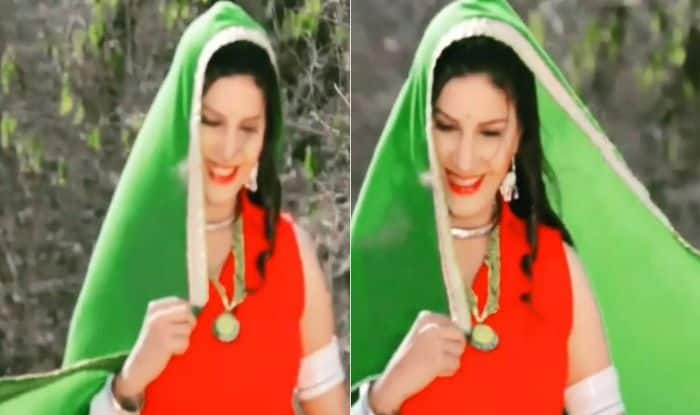Haryanvi Hottie Sapna Choudhary's Desi Swag on Mere Chand Will Make You Her Fan, Watch