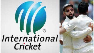 ICC ने एडिलेड टेस्ट के नतीजे पर किया दिलचस्प ट्वीट, टेस्ट क्रिकेट से 'दिल्लगी' के बताए अंजाम