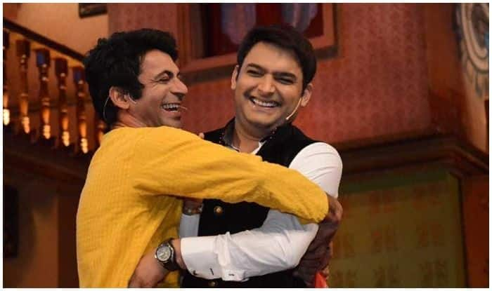 Kapil Sharma Gets Wedding Wishes From Sunil Grover And Their Twitter Conversation Hint That The Hatchet Lies Buried