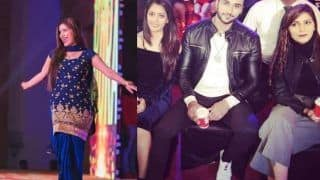 Haryanvi Bombshell And Chetak Fame Sapna Choudhary Showcases Hot Thumkas on Teri Aakhya Ka Yo Kajal With Dosti Ke Side Effects co-stars, Watch