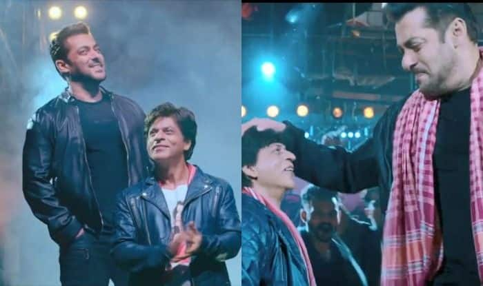 Zero Song Issaqbaazi Out: Shah Rukh Khan And Salman Khan All Set to End The Year With a Blast, Watch