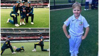 6 साल के बच्चे ने ऑस्ट्रेलियाई टीम में बनाई जगह, विराट कोहली का विकेट लेना है सपना